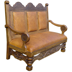 Spanish Colonial Benches | Spanish Colonial Furniture