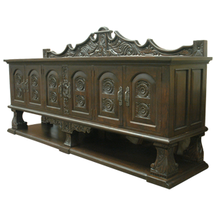 Spanish Colonial Buffets | Spanish Colonial Furniture