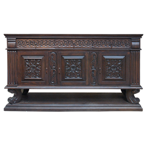 Spanish Colonial Credenzas | Spanish Colonial Furniture