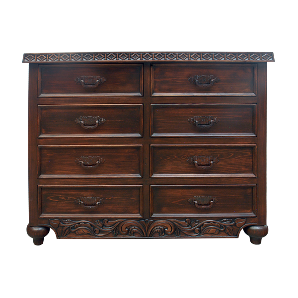 Spanish Colonial Dressers | Spanish Colonial Furniture