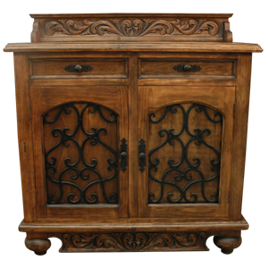 Spanish Colonial Entertainment Centers | Spanish Colonial Furniture
