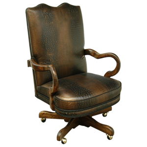 Spanish Colonial Office Chairs | Spanish Colonial Furniture
