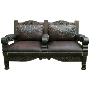 Spanish Colonial Sofas | Spanish Colonial Furniture