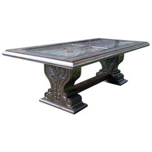 Spanish Colonial Tables | Spanish Colonial Furniture
