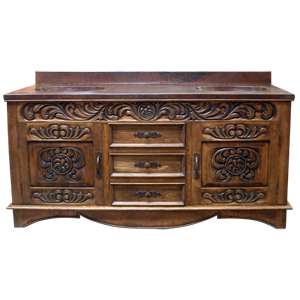 Spanish Colonial Vanities | Spanish Colonial Furniture