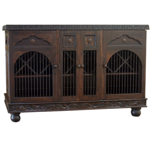 Spanish Colonial Wine Cabinets | Spanish Colonial Furniture