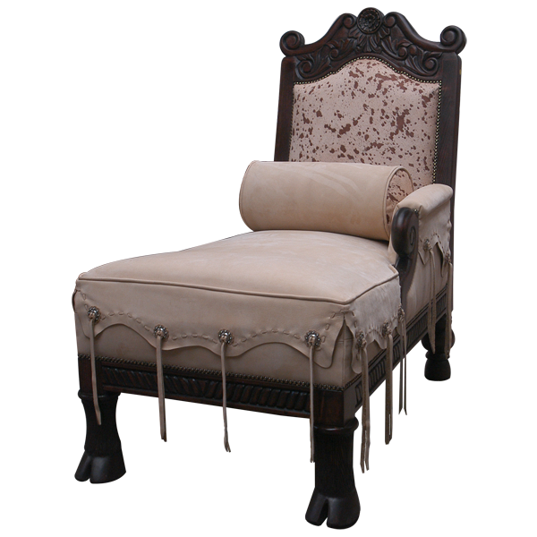 vaquera chaise lounge spanish colonial chaise lounges chaise10