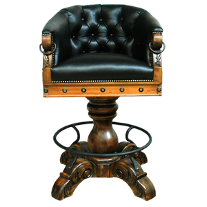 Spanish Colonial Bar Stools   Spanish Colonial Furniture