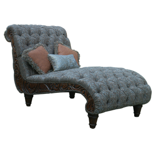Spanish Colonial Chaise Lounges   Spanish Colonial Furniture
