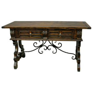 Spanish Colonial Consoles   Spanish Colonial Furniture