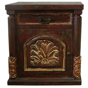 Spanish Colonial End Tables   Spanish Colonial Furniture