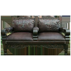 Spanish Colonial Sofas   Spanish Colonial Furniture
